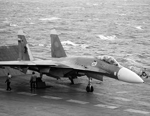 Сегодня с палубы «Кузнецова» уже никто не летает – и неизвестно, будет ли летать вновь