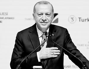 Эрдоган вновь проявил ближневосточную хитрость