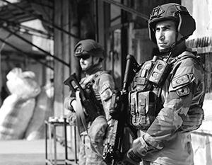 Есть риск, что турецкие военные в Идлибе столкнутся с российскими