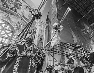 Глава самозваной украинской церкви Епифаний стал явным проводником православия по-американски