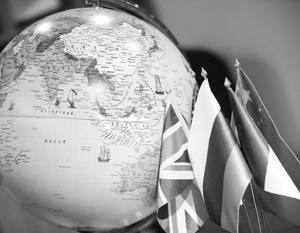 Место России в мире может зависеть от угла зрения
