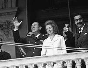 Хуан Перон вернулся в президентский дворец в столице Аргентины спустя 18 лет, проведенных в эмиграции