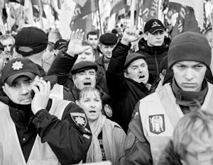 Ожидание предательства является одним из главных составляющих массового сознания жителей Украины