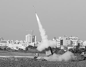 «Железный купол» пока не может дать полных гарантий безопасности Израиля