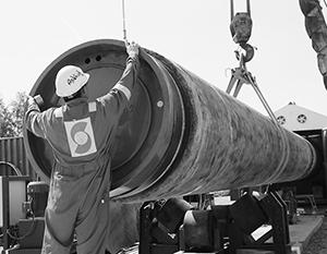 У «Северного потока-2» появился шанс заработать на полную мощность