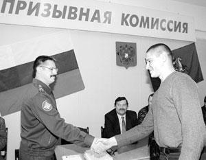 Военную форму в военкоматах носили порой даже гражданские служащие