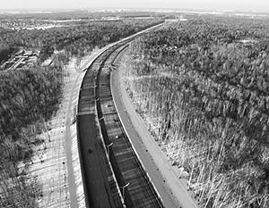 Трасса Москва – Петербург стала самой современной в России