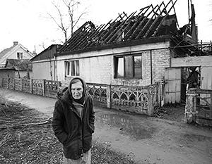Жители Донбасса вряд ли будут приветствовать украинскую армию