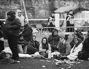 Несчастные беженцы постепенно становятся реальной угрозой для бытовой безопасности европейцев
