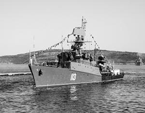 Малые противолодочные корабли проекта 1124 «Альбатрос» до сих пор главная противолодочная сила у берегов России