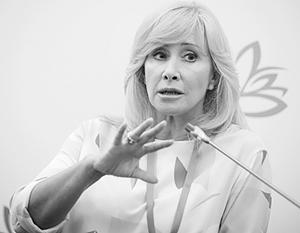 Пушкина: Манипуляции против законопроекта о бытовом насилии хорошо оплачены и организованы