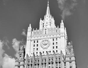 МИД назвал провокацией «шпионский скандал» в Сербии и потребовал доказательств