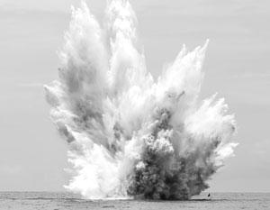 Подводный ядерный взрыв выглядит очень эффектно – вот только ничего подобного в Южно-Китайском море не было
