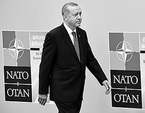 Эрдоган идет своим путем, при этом не порывая с НАТО