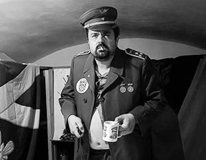 Этого персонажа зовут Павел Новотны - и он оскорбляет маршала Конева