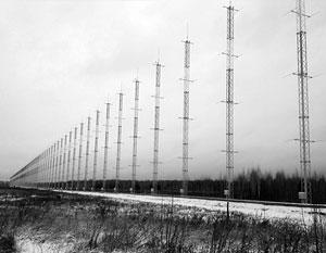 Россия – единственная страна, выстроившая сплошное эшелонированное радиолокационное поле над своей территорией