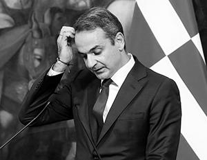 При Мицотакисе «братская» Греция внезапно обернулась чуть ли не русофобской Польшей
