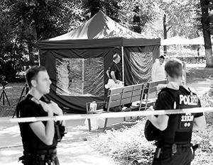 Из темного дела об убийстве боевика старательно лепят историю «нового Скрипаля»