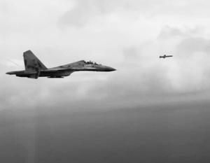 Опубликовано видео испытаний украинской крылатой ракеты «Нептун»