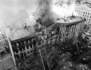 На Украине объявили траур в связи с трагедией в одесском колледже