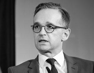 Глава МИД ФРГ потребовал от России идти навстречу Украине