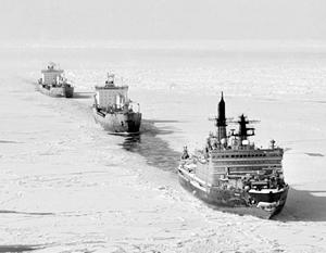 Российский ледокольный флот – одно из важнейших конкурентных преимуществ нашей страны