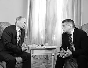 Сокуров и Путин уже очень давно спорят о судьбах России
