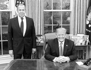 В гостях у президента США демократы мечтали увидеть Зеленского, но приехал Лавров