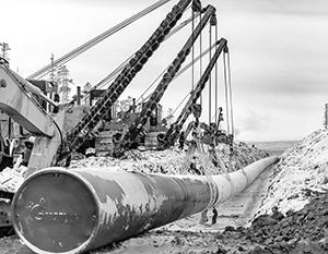 Когда Россия строила первый газопровод в Европу пятьдесят лет назад, ее тоже многие критиковали