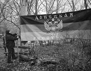 В качестве «сценария мира» практически все политсилы Украины предлагают ДНР военное поражение