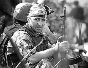 Армия Грузии до сих пор болезненно переживает позор августа 2008 года