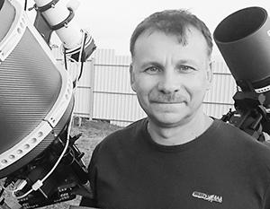 Геннадий Борисов с детства мастерил телескопы – и в итоге открыл девять комет