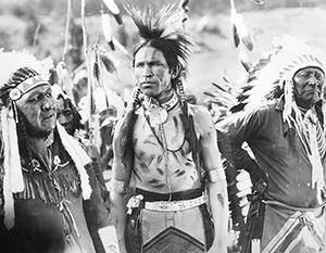 Эрдоган, говоря о геноциде индейцев как части истории именно США, откровенно подставился