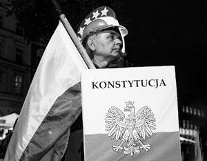Польша из-за судебной реформы может покинуть Евросоюз, говорится в заявлении Верховного суда республики