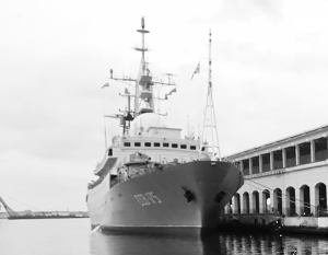 «Виктор Леонов» – заслуженный, но вполне эффективный корабль