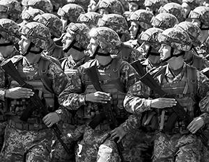 По замыслу украинских властей, вместе с кадровыми военными воевать за страну будет и многомиллионный резерв