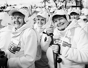 Срок жизни в России увеличивается – и жизнь пенсионеров становится содержательней