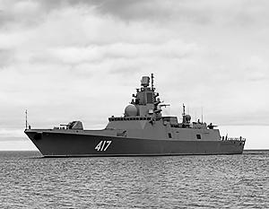 Фрегат «Адмирал Горшков» – надежда на возрождение ВМФ России