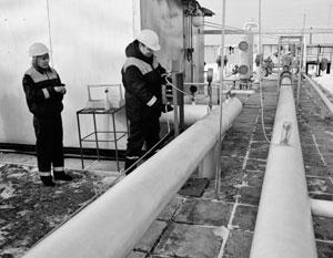 Транзит российского газа через Украину в первый день 2020 года упал в 5,3 раза