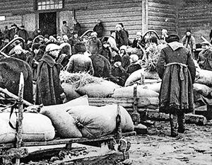 Власти Украины сделали голодомор оружием пропаганды