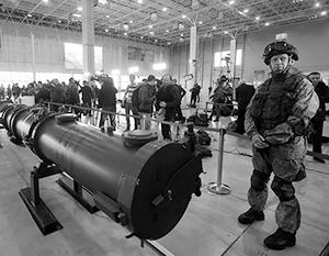Запад пока еще не видел в деле российскую ракету «Новатор»