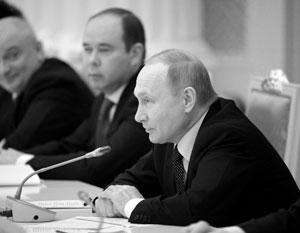 Путин потребовал, чтобы поправки вступили в силу только после того, как их одобрят на всероссийском голосовании