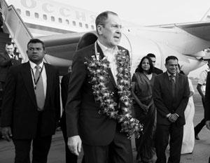 На Шри-Ланке началась дипломатическая карьера Сергея Лаврова