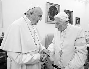 «Конфликт двух пап» – это миф, атакующий христианство в целом