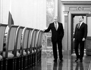 Западные СМИ удивлены отставкой Медведева