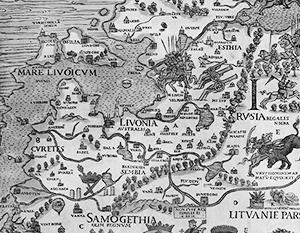 Ливонцы считали, что нападение на русские земли станет для них легкой прогулкой