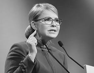 «Период независимости мы потеряли», – сокрушалась Тимошенко