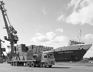 Не все российские порты находятся в кризисе – грузооборот многих из них растет
