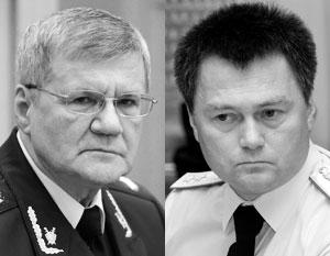 На смену 68-летнему Юрию Чайке (слева) приходит 44-летний Игорь Краснов