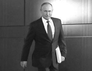 15 января Владимир Путин начал большую политическую реформу